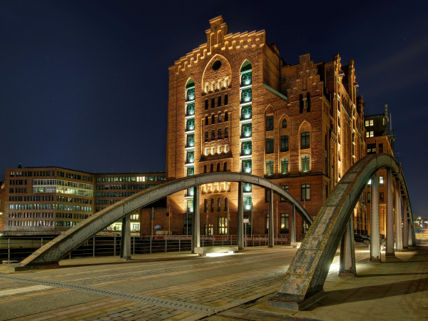 ponte de busan em hamburgo