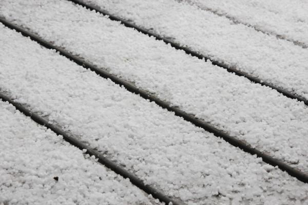 inverno granizo congelamento pano de fundo