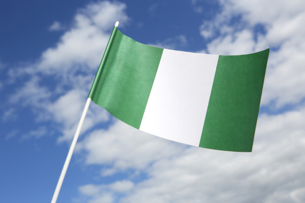 bandeira de nigeria