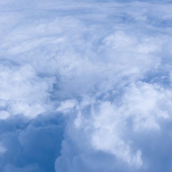 nuvens, de, céu., , sobre, as - 19345400