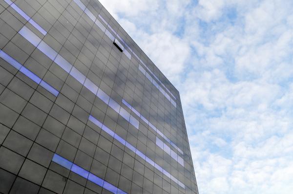 azul vidro copo de vidro passeio