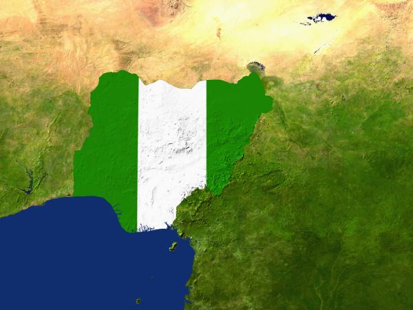 africa bandeira limite bandeiras pais o