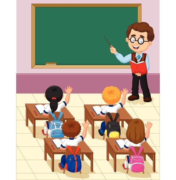 desenho animado crianca um estudo na