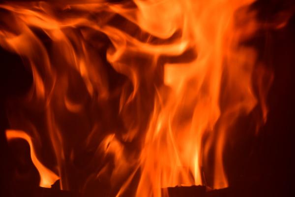incêndio, na, lareira, fogo, de, tronco, província, de - 28216629