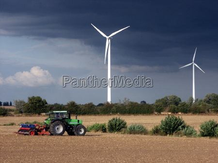 usina de energia eolica