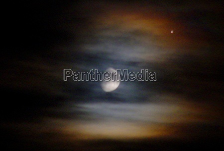 noite fotografia da noite negro lua