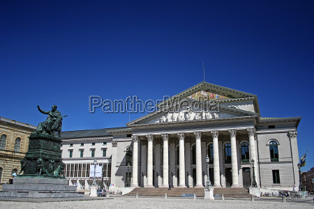 teatro, nacional, de, munique - 88468