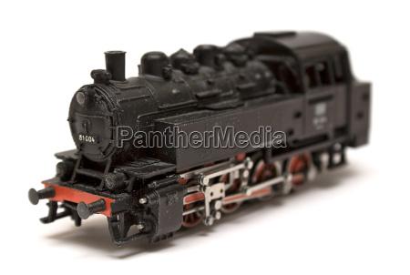 ferrovia modelo