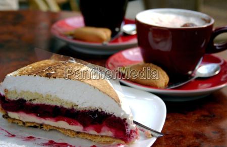 cafe e bolo