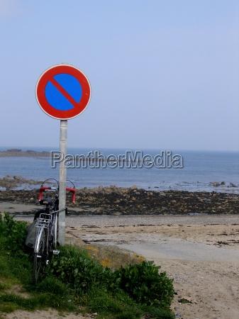 ferias franca costa brittany estacionamento bicicleta