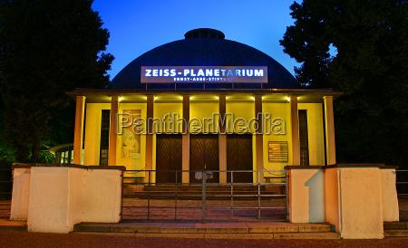 noite estilo de construcao arquitetura planetario