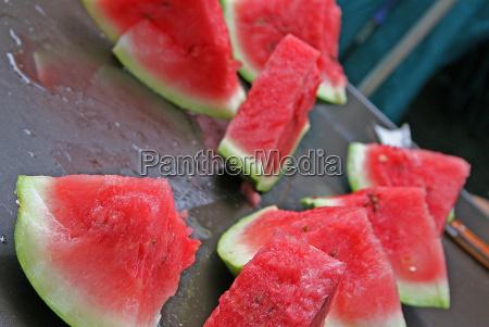 verde refresco fruta melao melancia vermelho