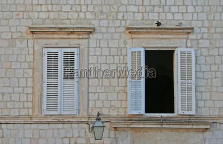 casa construcao janela fachada estilo de