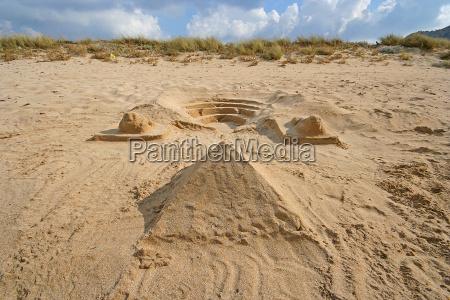 templo praia beira mar da praia