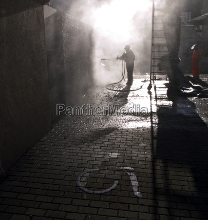 luz homens homem dispositivo nevoeiro neblina
