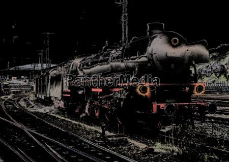 trem da noite dr 41 cr