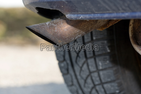 fumaca close up conduzir trafego carro
