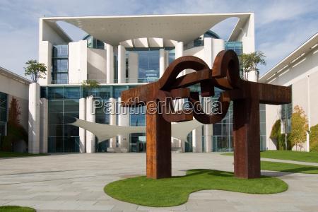 escultura berlim cerca fachada estilo de
