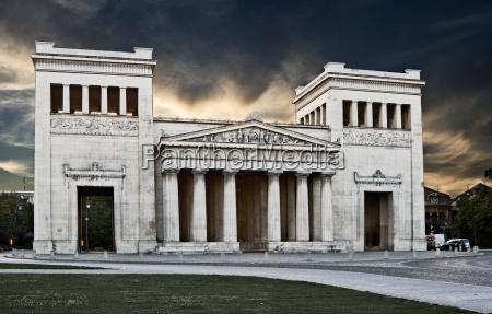 salao arte cultura antigo colunas grecia