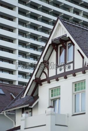 casa construcao maritimo hotel contraste estilo