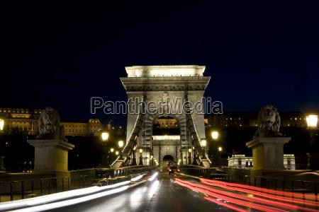 cidade ponte europa budapeste danubio hungria