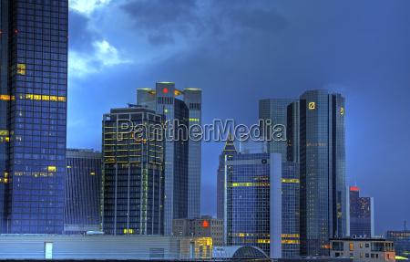 torres de frankfurt