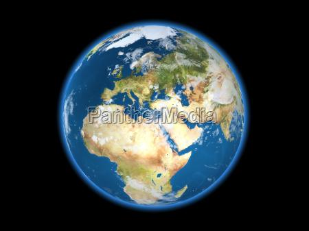 ambiente globo terra globalmente
