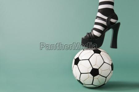 bola futebol sandalias sandalia sapatos de