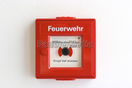 perigo emergencia alarme alarme de incendio