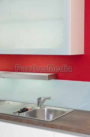 moderno aco inoxidavel cozinha bobina pia