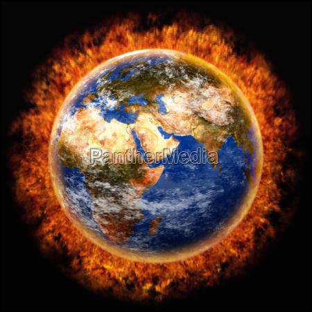 terra ardente