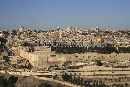 judaismo israel mesquita jerusalem