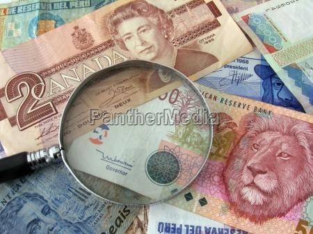 moeda projeto de lei lupa dinheiro