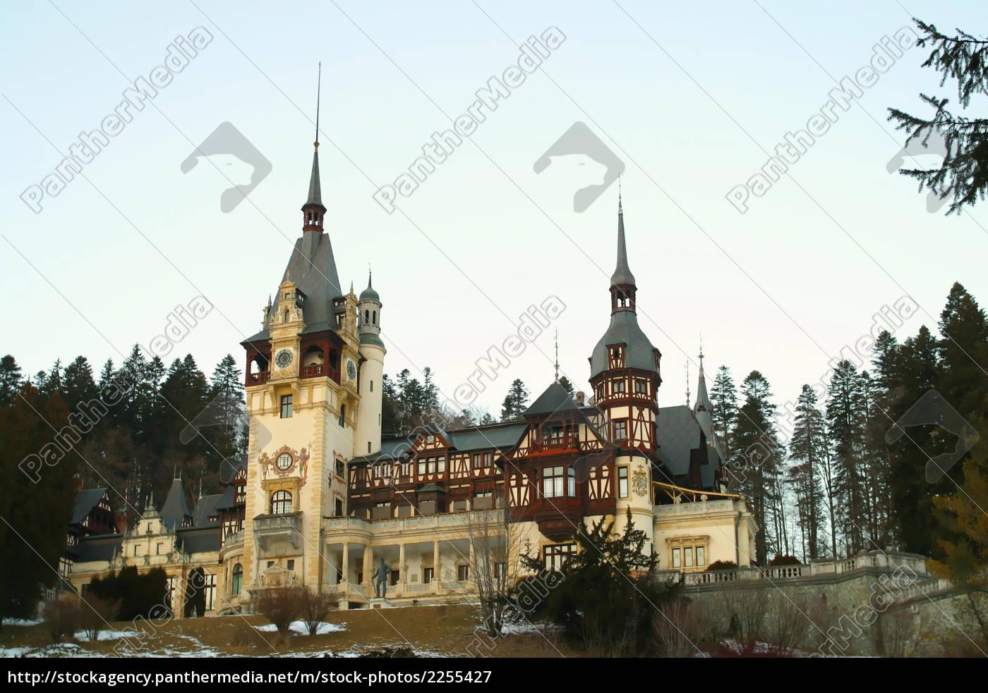 brasov, castle, , transylvania, , romania. - 2255427