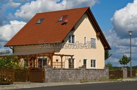 casa construcao edificio residencial vila estilo