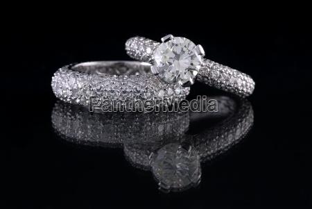 anel joias joia diamante noivado anel
