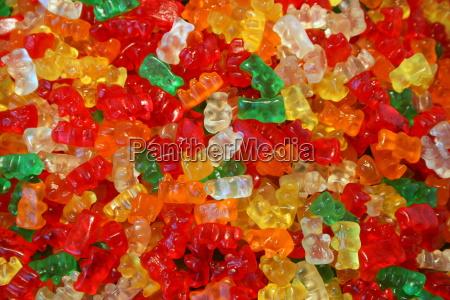 doces colorido delicioso tentacao infancia