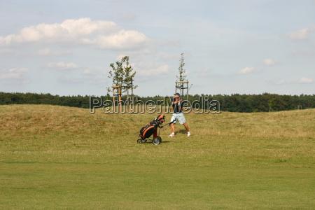 lazer esporte esportes golfe campo de