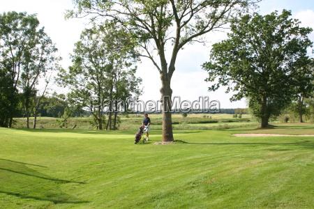 lazer esporte esportes campo de golfe