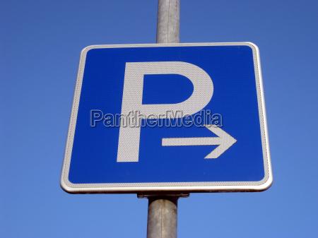 direito de estacionamento