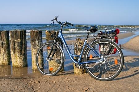 lazer roda praia beira mar da
