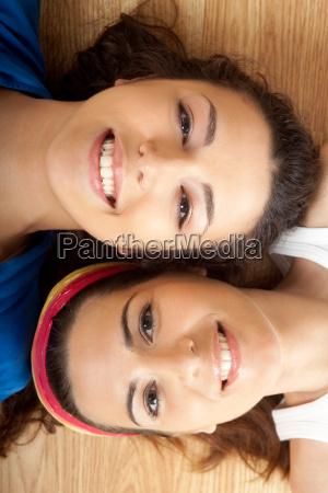 beautiful young women