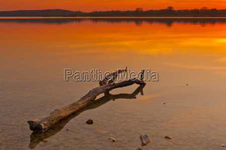 ammersee sunset