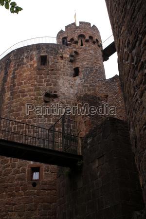 ruina fortaleza fortificacao castelo
