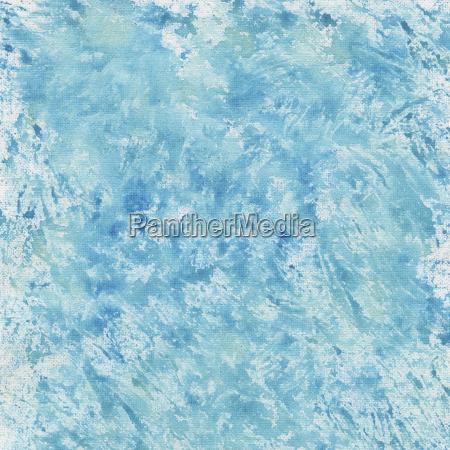 azul abstrato placas lona aquarela corante