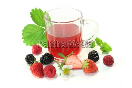 waldfruchttee