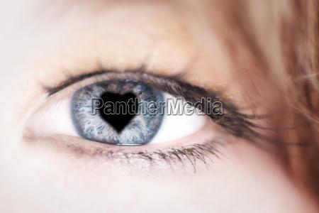 eye coracao