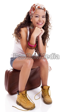mulher moda