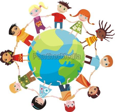 criancas do mundo