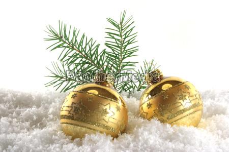 advento dourado flocos de neve decoracao